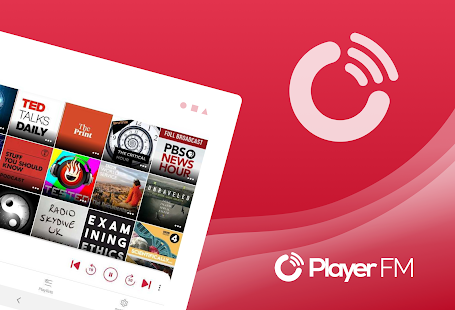 Podcast App: Free & Offline Podcasts by Player FM Screenshot