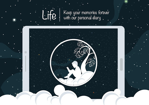 Life : Personal Diary, Journal, Note Book 4.0.0 Screenshots 11