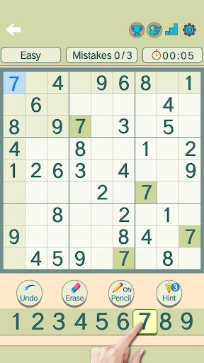 Sudoku.Fun: Legend Sudoku Puzzle game apkpoly screenshots 17