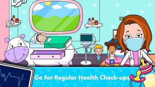 My Tizi Town - Newborn Baby Daycare Games for Kids 1.4 Screenshots 12