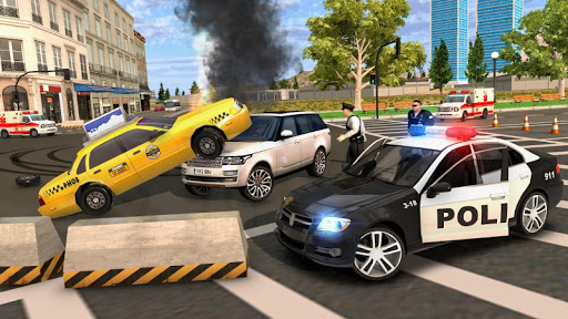 Police Car Chase - Cop Simulator  Screenshots 2