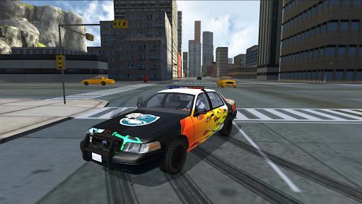 Police Car Drift Simulator 3.02 screenshots 8