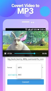 Video to MP3 Converter Pro Patched APK 4