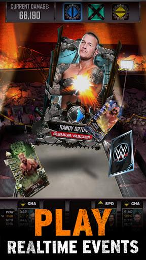 WWE SuperCard u2013 Multiplayer Card Battle Game filehippodl screenshot 3