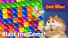 Gem Blast: Magic Match Puzzleのおすすめ画像1