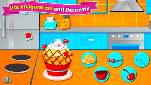 Baking Cupcakes - Cooking Game  Screenshots 7