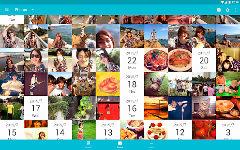 Scene: Organize & Share Photos Screenshot