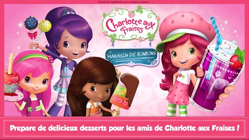 Charlotte aux Fraises Bonbons APK MOD – Pièces Illimitées (Astuce) screenshots hack proof 1