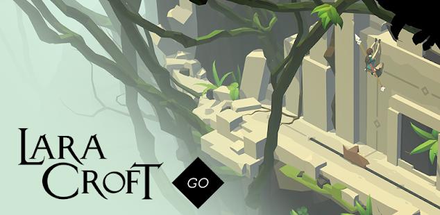 Скриншот №1 к Lara Croft GO