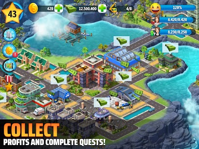 City Island 5 – Unlimited gold 10