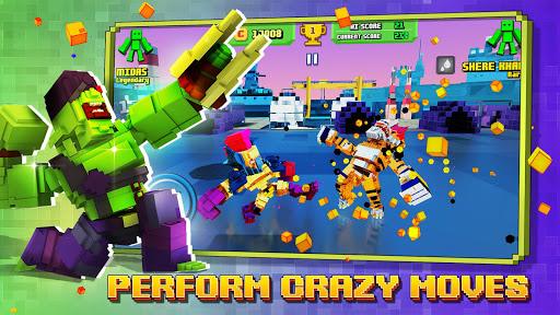 Super Pixel Heroes 2021 1.2.221 screenshots 6