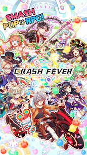 Crash Fever Mod Apk (God Mode/High Damage) 1