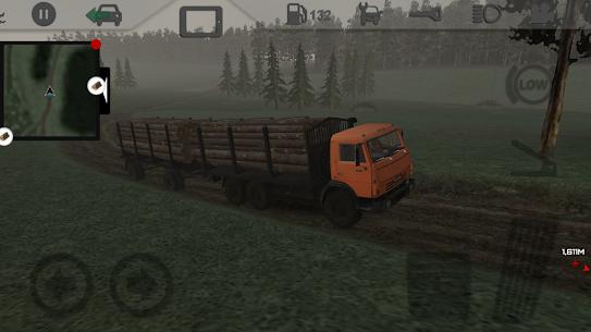 Russian SUV Mod Apk Lots of Money + Mod Cars 4
