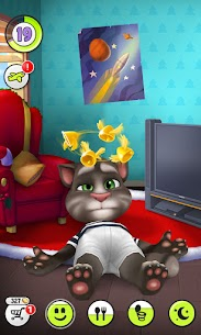 Download my talking tom for Android APK Free 1
