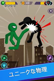Stickman Battle Supreme: 棒人間 最高 デュエリストスーパーヒーローのおすすめ画像2