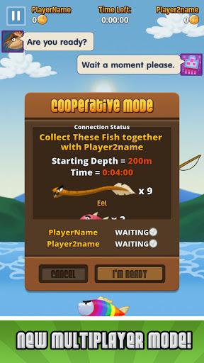 Ninja Fishing 2.5.2 screenshots 2