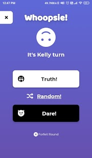 Truth or Dare - Spin the Bottle Screenshot