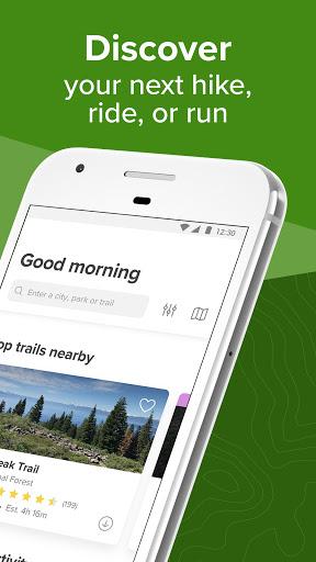 AllTrails: Hiking, Running & Mountain Bike Trails 13.2.0 Screenshots 2