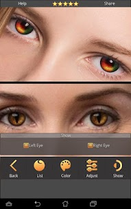 FoxEyes – Change Eye Color by Real Anime Style 2