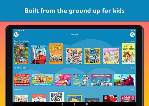 Amazon Kids+: Kids Shows, Games, More 2.1.0.203888 Screenshots 11