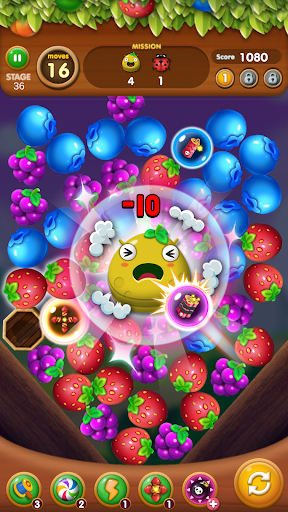 Fruits Crush - Link Puzzle Game 1.0037 screenshots 15