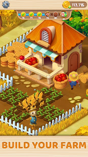 Solitaire Tripeaks - Farm Story screenshots 14