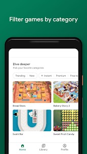 Google Play Games 4