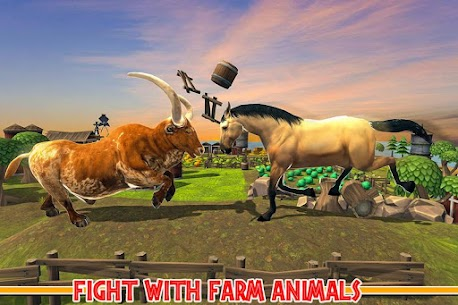 Angry Bull City Attack: For Pc | How To Use (Windows 7, 8, 10 And Mac) 2
