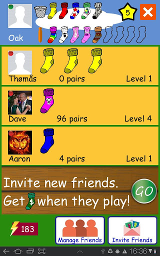 Odd Socks 4.4.2 screenshots 7