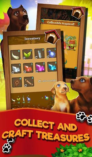 Match 3 Puppy Land - Matching Puzzle Game apktram screenshots 3