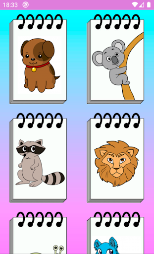 How to draw cute animals step by step 1.7 Screenshots 7