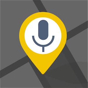 funvoicegps voice gps for waze 1.0.74 by funappsisland logo
