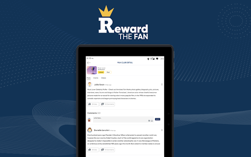 Reward The Fan Trivia screenshots 10