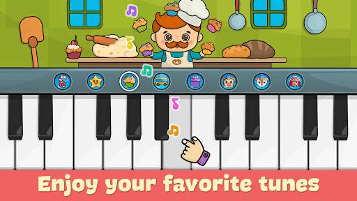 Kids piano APK MOD Download 1