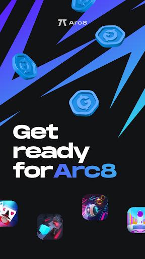 Arc8 - Free GMEE mining network 0.9.1.3 screenshots 6