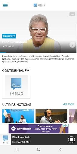 Radio Continental Latest screenshots 1