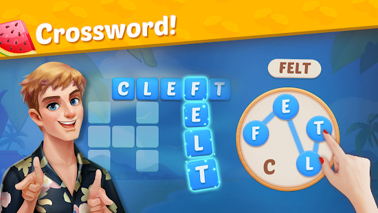 Alice's Resort - Word Puzzle Game 1.0.14 screenshots 9