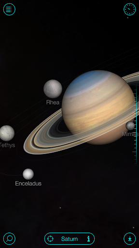 Solar Walk Free - Explore the Universe and Planets 2.5.0.10 Screenshots 3