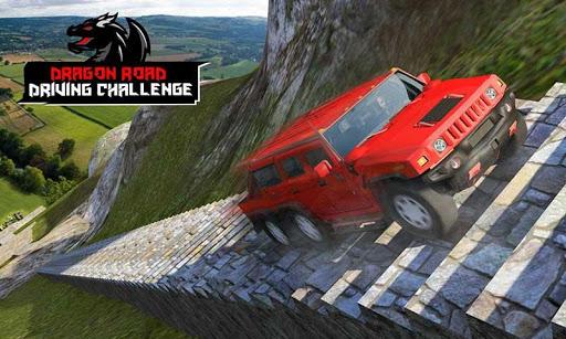 cruiser car stunts: dragon road driving simulator screenshot 2
