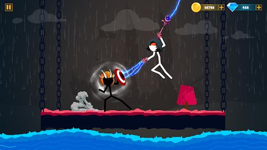 Supreme Stickman Battle Warrior: Duelist Fight Mod Apk 1.13 (A Lot of Money) 4
