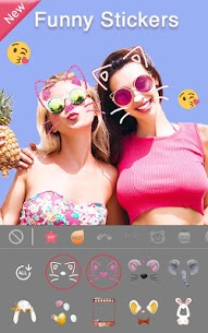 Photo Editor & Pic Collage – Sweet Selfie Camera 4