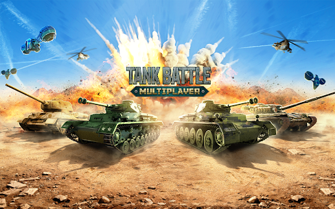 Tank Battle Heroes: World of Shooting 1.17.6+7 Apk + Mod 5