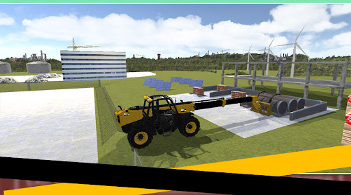 Dozer Crane Simulation Game 2 screenshots 22