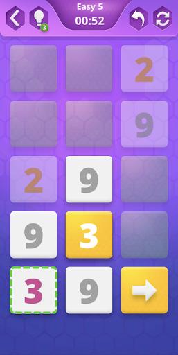 numberama real take ten number puzzle screenshot 1