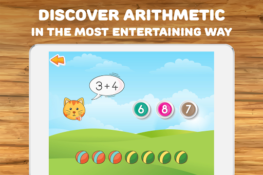 Math for kids: numbers, counting, math games 2.6.3 screenshots 5