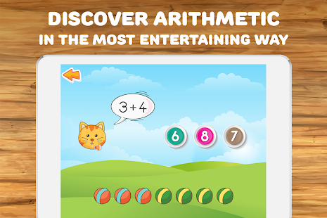 Math for kids: numbers, counting, math games 2.7.6 Screenshots 21