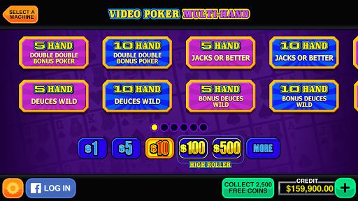 Video Poker Multi Pro Casino 1.7.1 screenshots 4