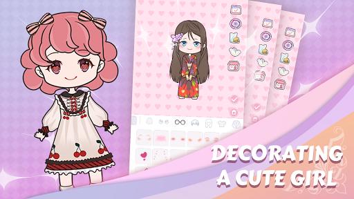 Vivi Doll - Dress Up Games 1.0.7 screenshots 4