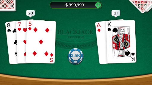 Blackjack 1.1.6 screenshots 6