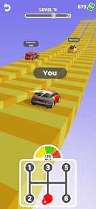Gear Race 3D For Android (MOD, Unlimited Money) 4